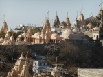 Nearly 1000 temples atop Palitana