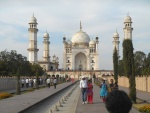Bibi Ka Maqbara, also known as the Mini-Taj